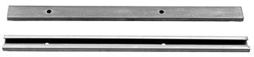 Picture of DOOR UPPER GUIDE RAIL 55-59 PAIR : 1103DE CHEVY PICKUP 55-59