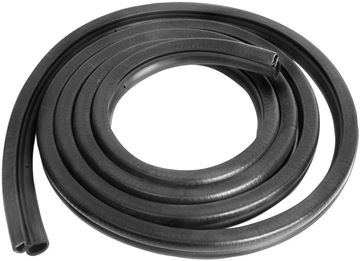 Picture of DOOR WEATHER STRIP 73-91 : 1143A CHEVY PICKUP 73-87