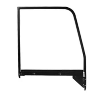 Picture of DOOR WINDOW FRAME W/GLASS RH 55-59 : 1103CF CHEVY PICKUP 55-59