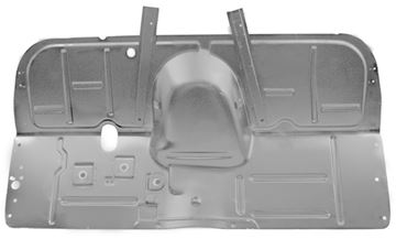 Picture of FIRE WALL 47-54 W/O HEATER HOLES : 1106BWT CHEVY PICKUP 47-54