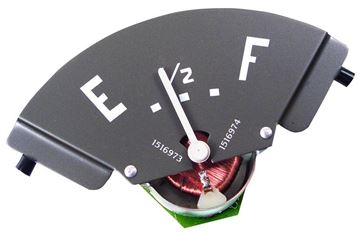 Picture of FUEL GAUGE 50-53 6 VOLT : G10 CHEVY PICKUP 50-53