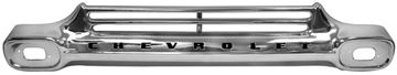 Picture of GRILLE CHROME 58-59 : M1127 CHEVY PICKUP 58-59
