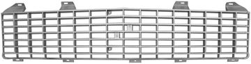Picture of GRILLE INSERT 71-72 GRAY : M1138B CHEVY PICKUP 71-72