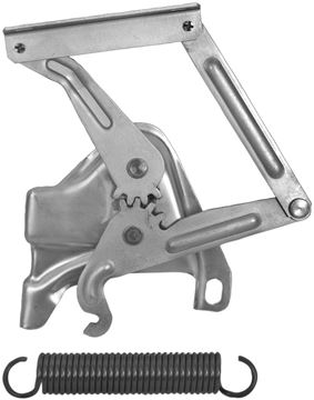 Picture of HOOD HINGE LH 58-59 W/SPRING : 1109W CHEVY PICKUP 58-59