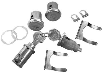 Picture of LOCK KIT 67-68 : 285 CHEVY PICKUP 67-68