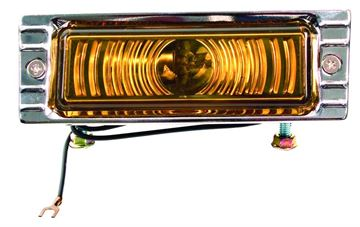 Picture of PARK LAMP ASSY 47-53 RH=LH AMBER : LP02 CHEVY PICKUP 47-53