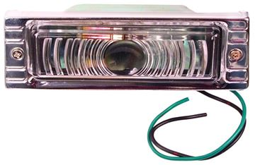 Picture of PARK LAMP ASSY 47-53 RH=LH CLEAR : LP04 CHEVY PICKUP 47-53