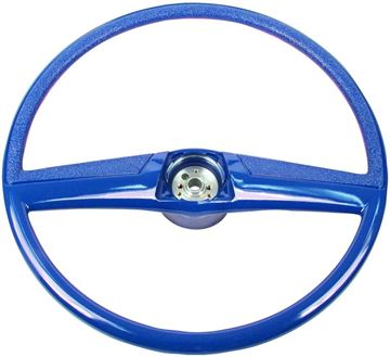 Picture of STEERING WHEEL 69-72 BLUE : SW26 CHEVY PICKUP 69-72