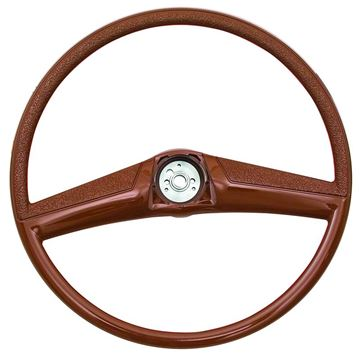 Picture of STEERING WHEEL 69-72 SADDLE : SW28 CHEVY PICKUP 69-72