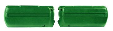 Picture of ARM REST BASE DARK GREEN PAIR 68-69 : M1040G EL CAMINO 68-72