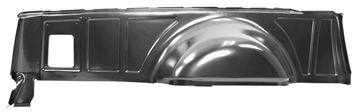 Picture of BED INNER PANEL LH 1968-72 : 1475HA EL CAMINO 68-72