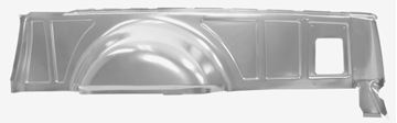 Picture of BED INNER PANEL RH 1968-72 : 1475GAWT EL CAMINO 68-72
