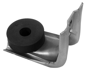 Picture of DOOR GLASS FRONT CHANNEL SUPPORT : 1485N EL CAMINO 70-72