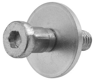 Picture of DOOR LOCK STRIKER : 1076FE EL CAMINO 64-72