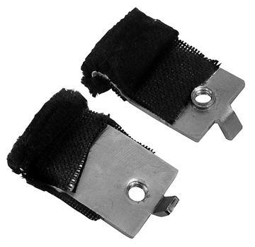 Picture of DOOR WINDOW GUIDE STABILIZER PAIR : 1485Q EL CAMINO 70-72