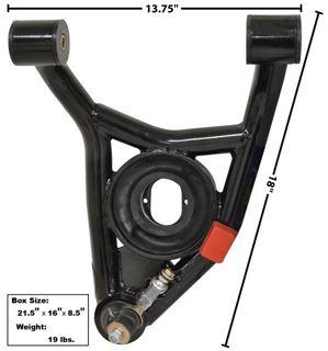 Picture of TUBULAR LOWER CONTROL ARM RH 64-72 : 1495P EL CAMINO 64-72