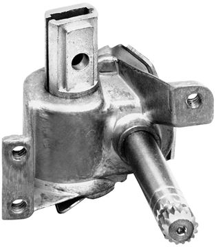 Picture of VENT WINDOW ACTUATOR RH : 1463Y EL CAMINO 68-72
