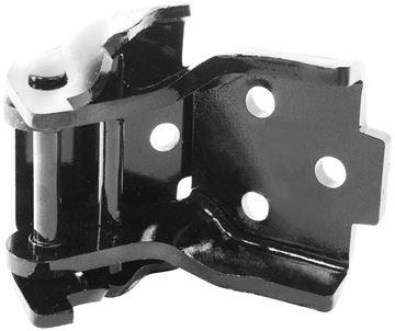 Picture of DOOR HINGE UPPER RH 66-67 GTO : 1556Y FIREBIRD 67-67