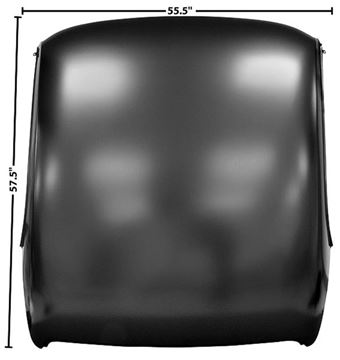 Picture of ROOF PANEL 1967-69 : 1004 FIREBIRD 67-69