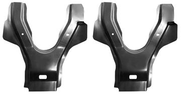 Picture of SEAT/REAR BRACE 67-69 COUPE PAIR : 1001D FIREBIRD 67-69