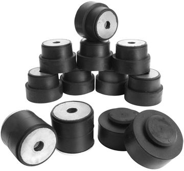 Picture of BODY BUSHINGS 1968-72 COUPE/SEDAN : M1453 GTO 68-72