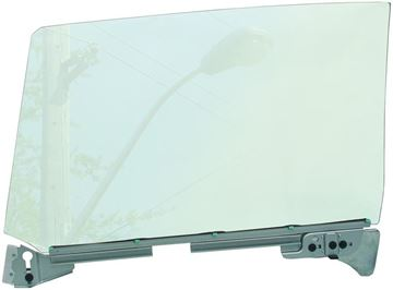 Picture of DOOR GLASS ASSY RH 1966-67 : 1555 GTO 66-67