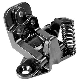 Picture of DOOR HINGE LOWER LH 66-67 CHEVELLE : 1556X GTO 66-67