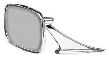 Picture of DOOR MIRROR OUTSIDE 69-72 : 1582 GTO 69-72