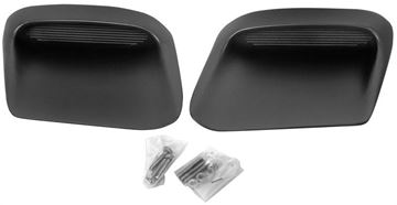 Picture of HOOD SCOOP INSERT 68-70 PAIR : 1531 GTO 68-70