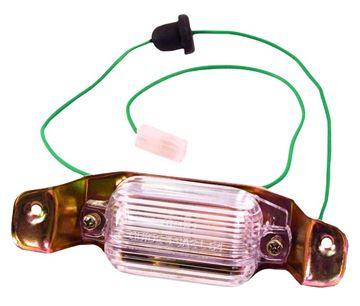 Picture of LICENSE LAMP REAR 1966-72 NOVA : M1618 GTO 66-72