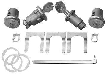 Picture of LOCK KIT : 267 GTO 64-65