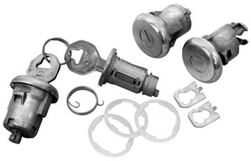 Picture of LOCK KIT : 269 GTO 62-62
