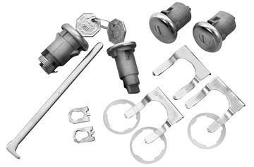 Picture of LOCK KIT : 276 GTO 66-67