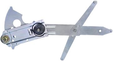 Picture of WINDOW REGULATOR LH 69 MANUAL** : 1463A GTO 69-69