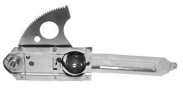 Picture of WINDOW REGULATOR LH 70-72 : 1463E GTO 70-72