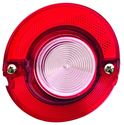 Picture of BACKUP LENS 64 WHITE/RED W/TRIM : 1713 IMPALA 63-63