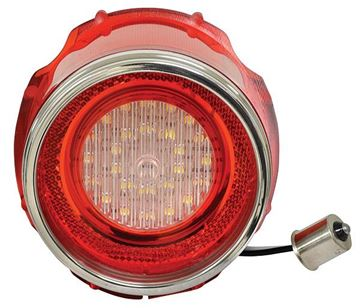 Picture of BACK-UP LIGHT 65 RE/CLEAR LED(26) : CBL6551LED IMPALA 65-65