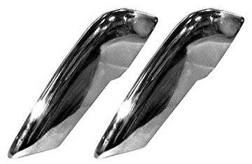 Picture of BUMPER GUARD FRONT PAIR 66 : 1705GA IMPALA 66-66