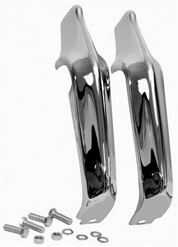 Picture of BUMPER/FRONT GUARD 64 PAIR : 1705N IMPALA 64-64