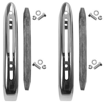 Picture of BUMPER/REAR GUARD 68 PAIR : 1705R IMPALA 68-68