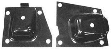 Picture of FRAME MOUNT PAIR 63-64 6 CYL : 1727 IMPALA 63-64