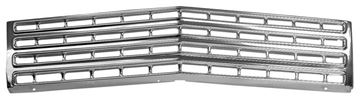 Picture of GRILLE 62 : M1719H IMPALA 62-62