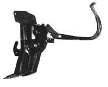 Picture of HOOD LATCH ASSY 63 : 1702E IMPALA 63-63