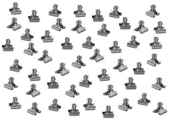 Picture of LICENSE PANEL CLIP 62-64 50PCS/BAG : M1780 IMPALA 62-64