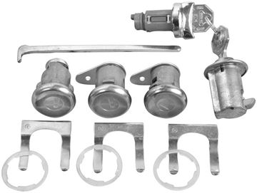 Picture of LOCK KIT 63 : 427 IMPALA 63-63