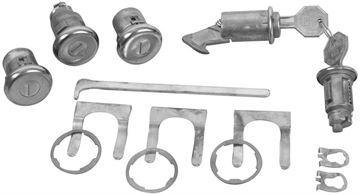Picture of LOCK KIT ORIGINAL 1965 : 430 IMPALA 65-65