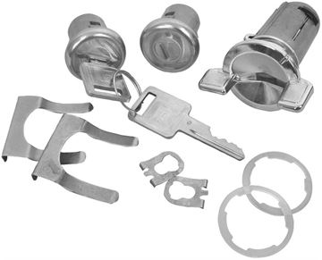 Picture of LOCK KITS IGNITION & DOOR LATER : 106 IMPALA 69-70