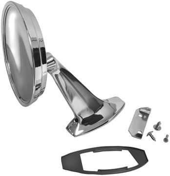 Picture of MIRROR OUTSIDE RH 65-66 : M1036C IMPALA 65-66