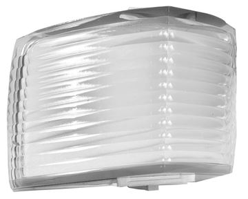 Picture of PARK LAMP LENS 68 RH : 1710L IMPALA 68-68