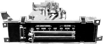Picture of A/C & HEATER CONTROL 68-72 : 1456 MONTECARLO 70-72
